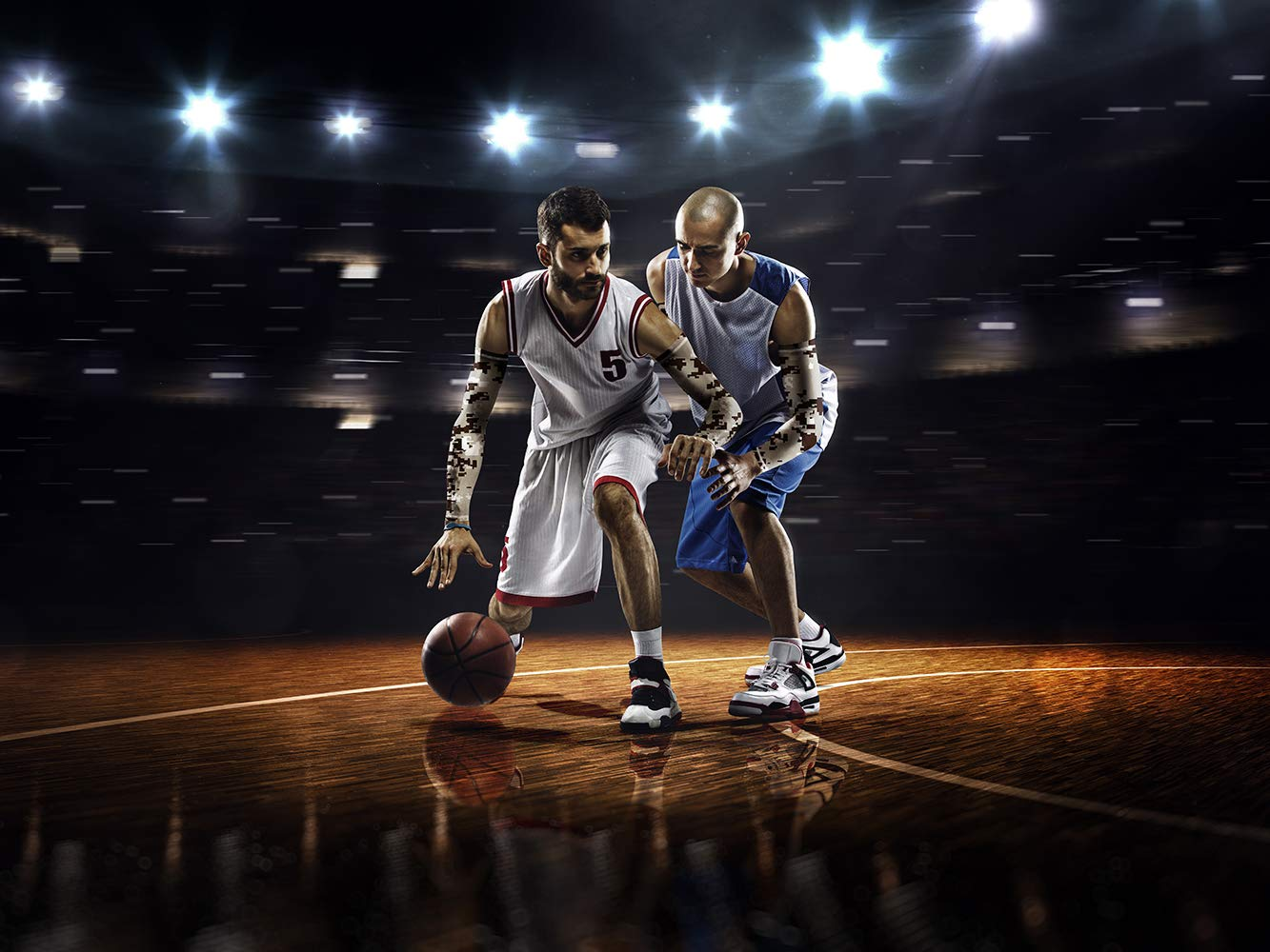 Dovick Sports Compression Sleeve Arm 2pcs