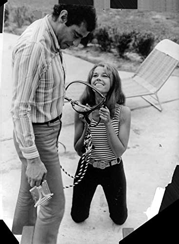 a09f23f0d00a6 Amazon.com: Vintage photo of Roger Vadim with woman.: Entertainment ...