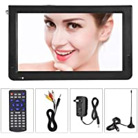 "Fosa Portable ATSC 7"" 9"" 10"" 12"" 16:9 Digital Television TV TFT LED 1080P HD HDMI Video Player (9"")"