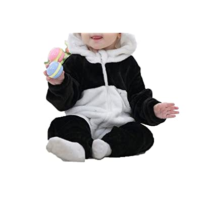 Baby Layette New Autumn Spring Paragraph Animal Shapes Even The Cap Leotard Rompers Baby Clothes