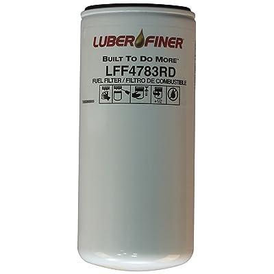 Luber-finer LFF4783RD-12PK Heavy Duty Fuel Filter, 12 Pack: Automotive