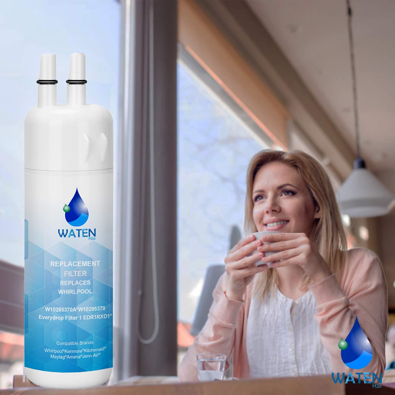 W10295370a W10295370 Refrigerator Water Filter Cap