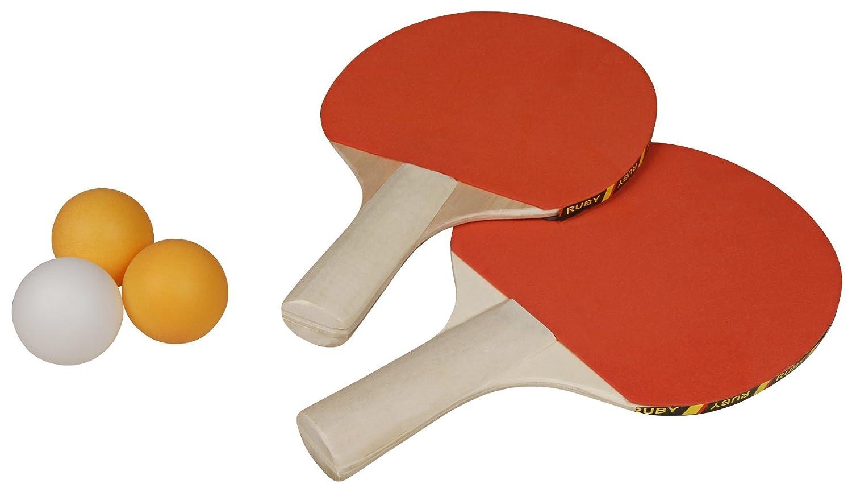 Tischtennis-Set, 5-teilig Ruby 2003177