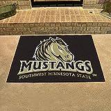 Fanmats Southwest Minnesota State University All - Star Rugs 34''x45''