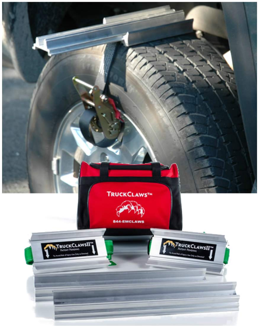 Truck Claws II Tire Traction Aid Packages (Extension Bars Upgrade Kit) TruckClaws
