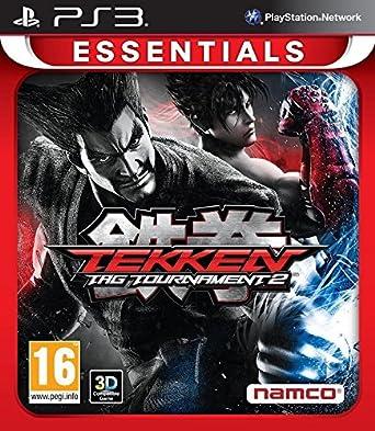 Tekken Tag Tournament 2 Essentials: Amazon.es: Videojuegos