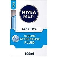 NIVEA, MEN, After Shave Fluid, Sensitive Cooling, 100ml