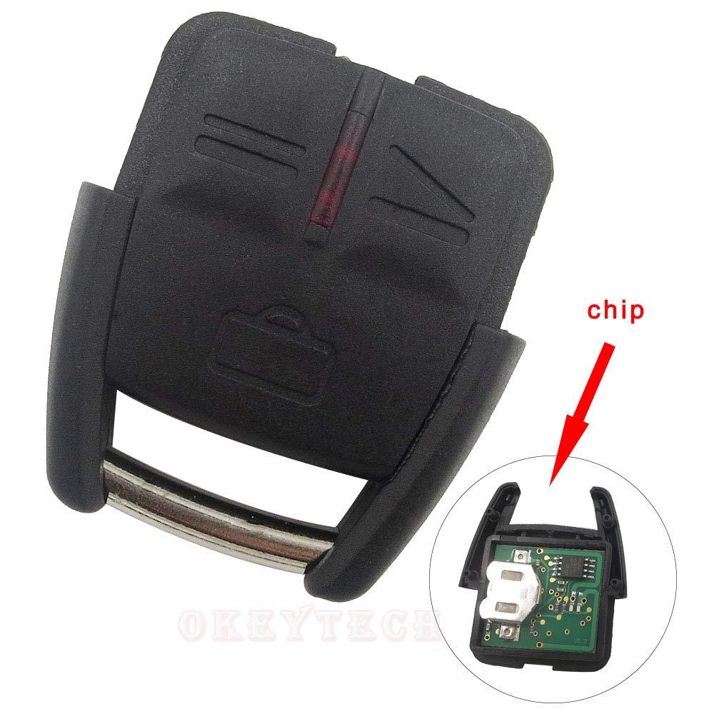 Amazon.com: OkeyTech - Llavero con mando a distancia para ...