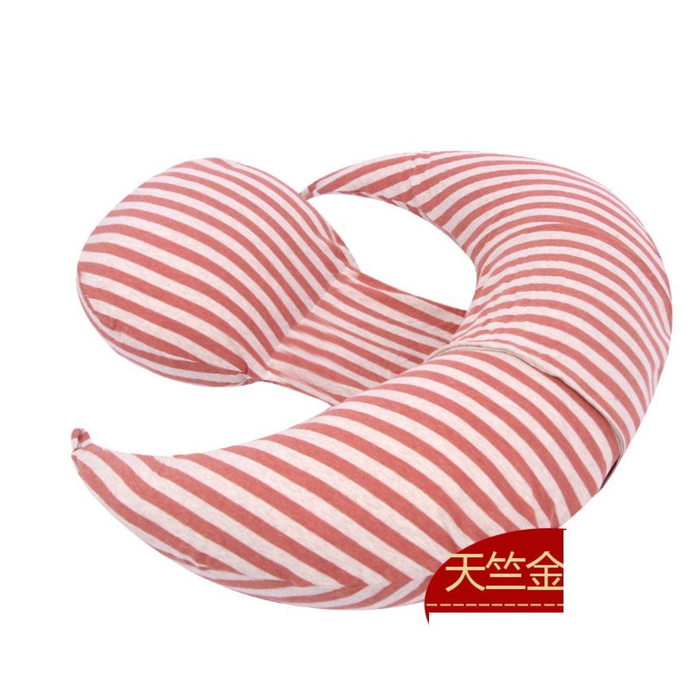 pregnancy pillow/waist side sleeping pillow/sleeping side pillow/u pillow/multi-functional pillow/cushion/belly pillow-A
