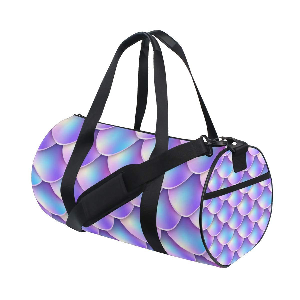 Amazon.com: Brighter - Bolsas de gimnasio con cola de sirena ...