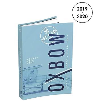 Oxbow - Agenda diaria 2019-2020 de agosto a agosto – 1 día por ...