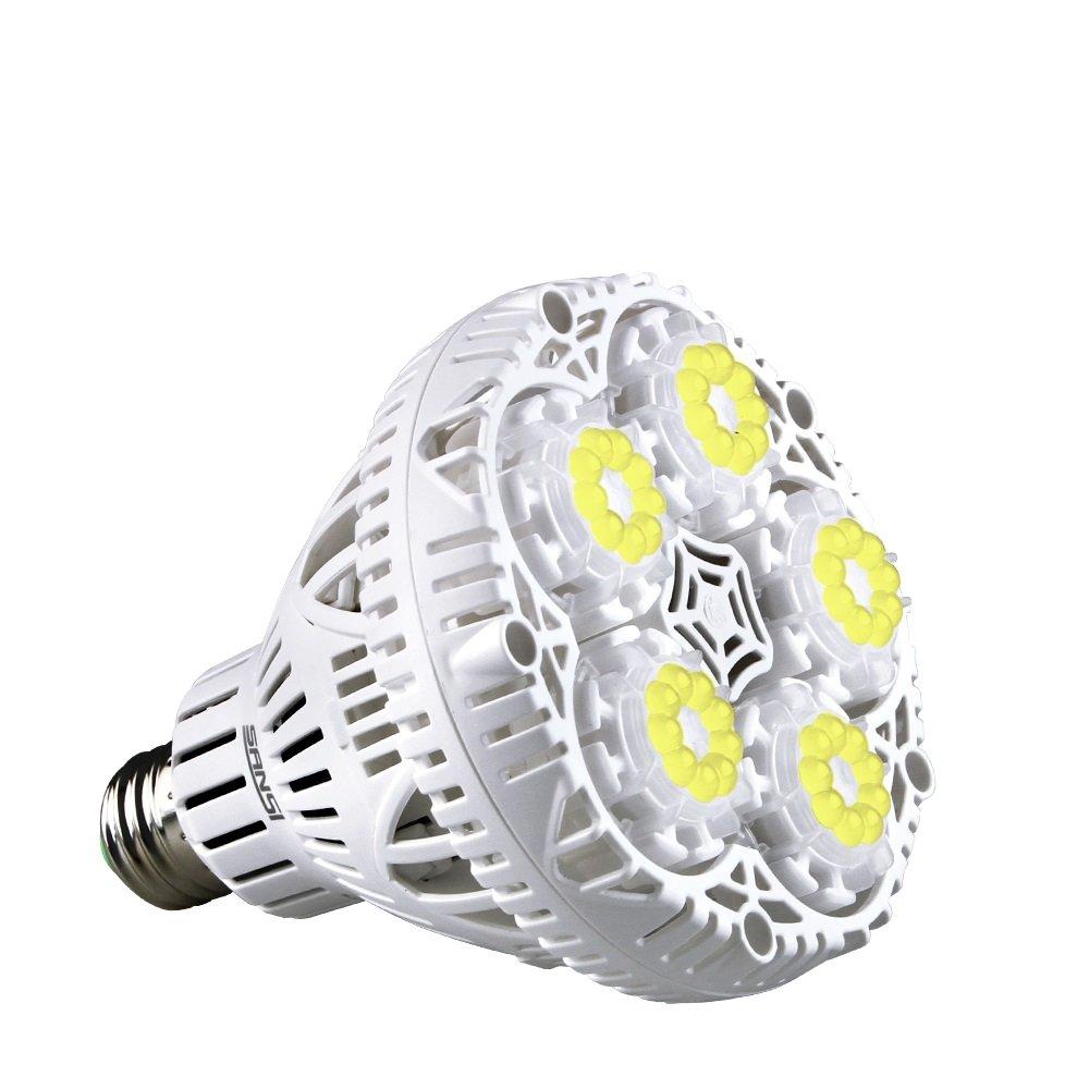 SANSI 30 Watt LED Plant Light Bulb Full Spectrum