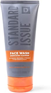 product image for Duke Cannon Supply Co. Energizing Face Wash for Men, Standard Issue, 6 fl oz/With Menthol, Eucalyptus and Vitamin C