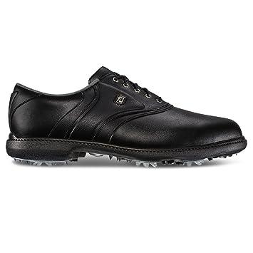 sports shoes 1ba74 00d19 FootJoy FJ Originals Golf Shoes (8-M, Black)