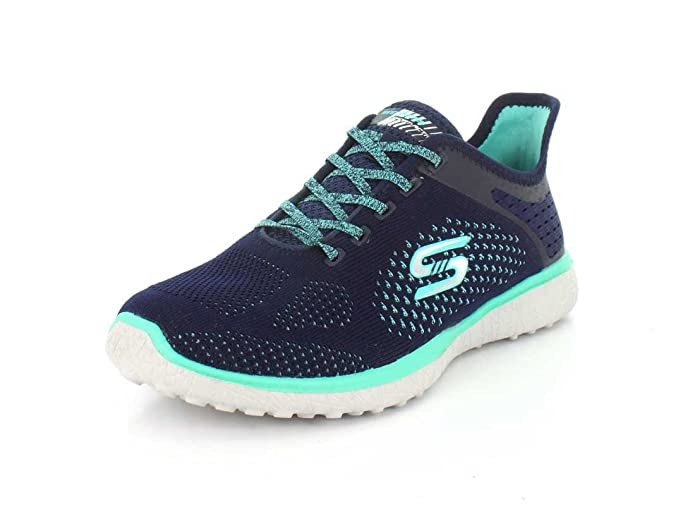 SKECHERS - Microburst SUPERSONIC 23327 - navy green, Tama?o:EUR 40