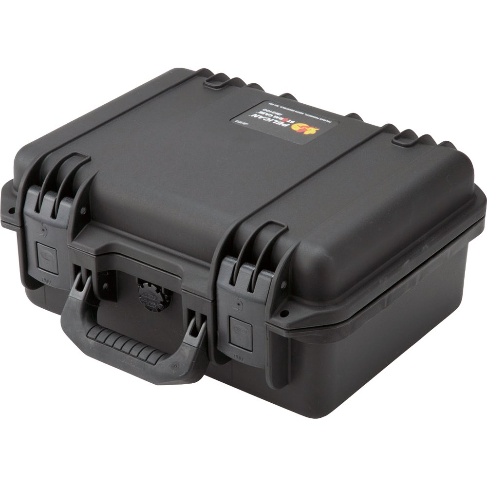 Pelican Storm IM2100-00001 Case with Cubed Foam Hardigg, Black Pelican Products Inc.