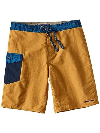 07960dd63c859 Patagonia Boardshorts Men Patch Pocket Wavefarer 20'' Boardshorts:  Amazon.co.uk: Sports & Outdoors