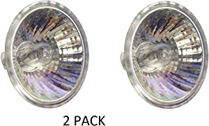 2 Pack RM-128 ENX 82V 360W Donar Replacement Bulb for Buhl Projector Model 200, The Ambassador 2912C 2914C 2913TC 120 500 501 505 506 500XT – Chauvet Clubspot Followspot 400G, TFX-FS360 Lamp