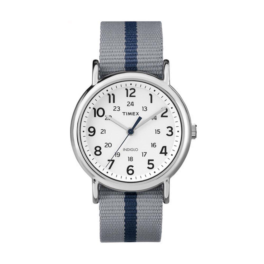 Timex Weekender tw2p7 2300 Reloj de hombre: Amazon.es: Relojes