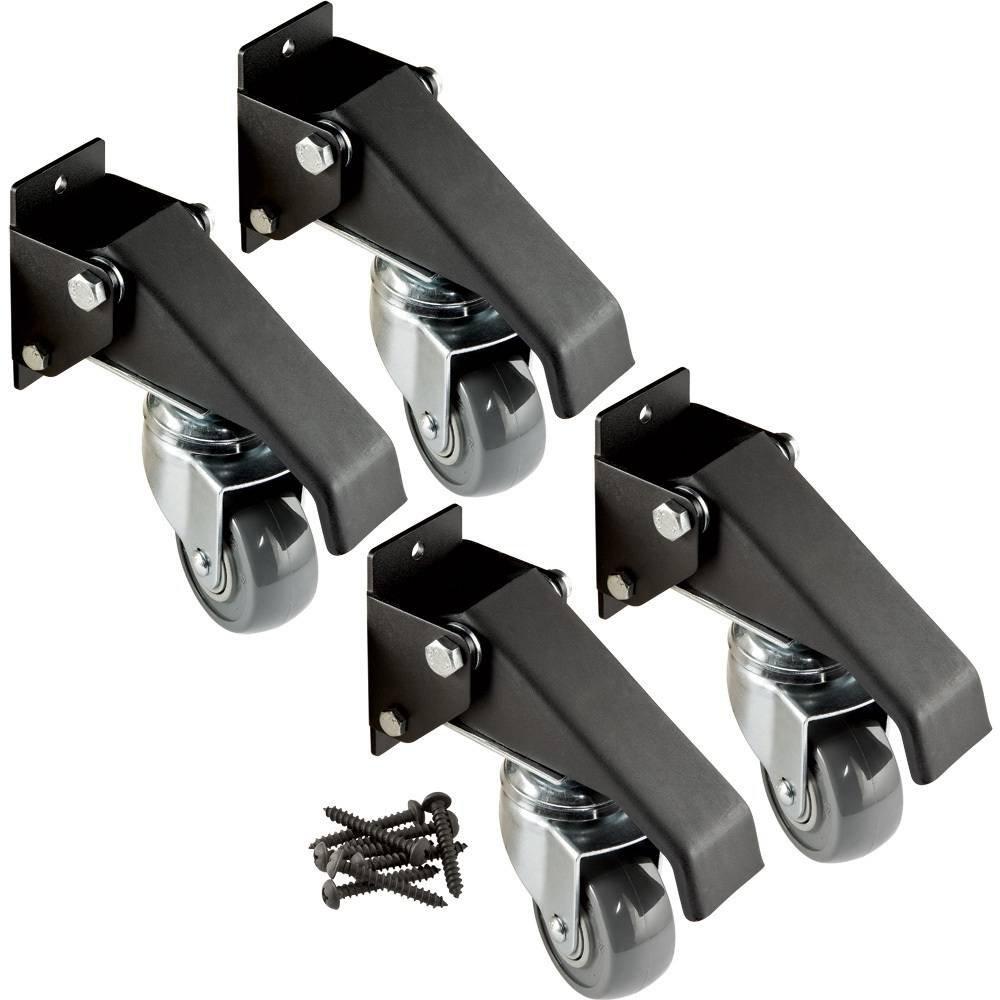 Workbench Caster Kit 4 Pack