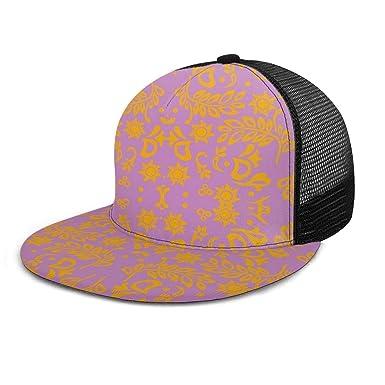 Sombreado de patrón de Oro Sombrero de Mezclilla de Vaquero ...