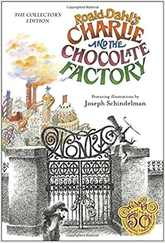Image result for charlie and the chocolate factory book