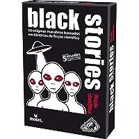 Black Stories Ficção Científica Galápagos Jogos Diversos