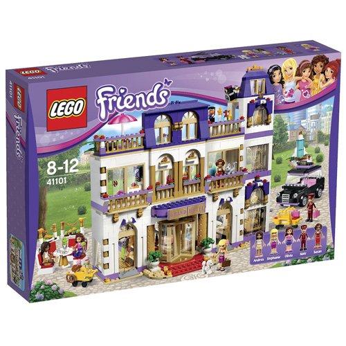 [amazon.co.uk] Lego Friends - Il Grand Hotel di Heartlake (41101) per 100,74€