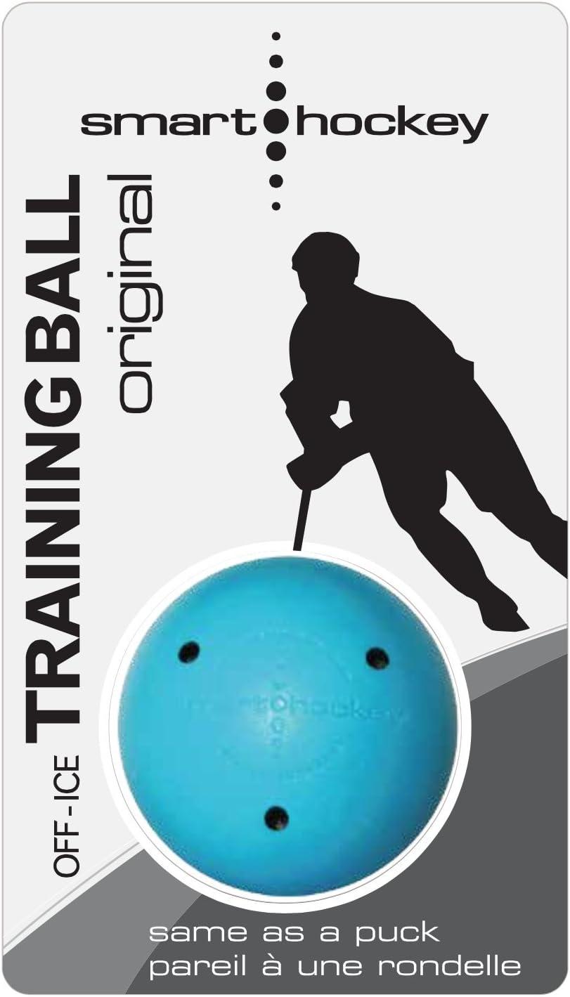 Smarthockey 3oz Mini Stickhandling /& Shooting Hockey Training Speed Ball 3 Pack