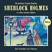 Die Untoten von Tilbury (Sherlock Holmes - Die neuen Fälle 19) | Andreas Masuth