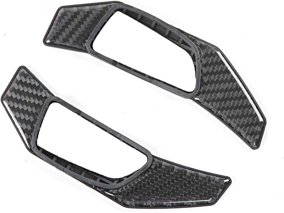 Lenk Paddle-Shift-Kompatibel mit Benz C-Klasse W205 GLC C180 C200L C260L 2 St Nikou Lenk Shift-Paddel