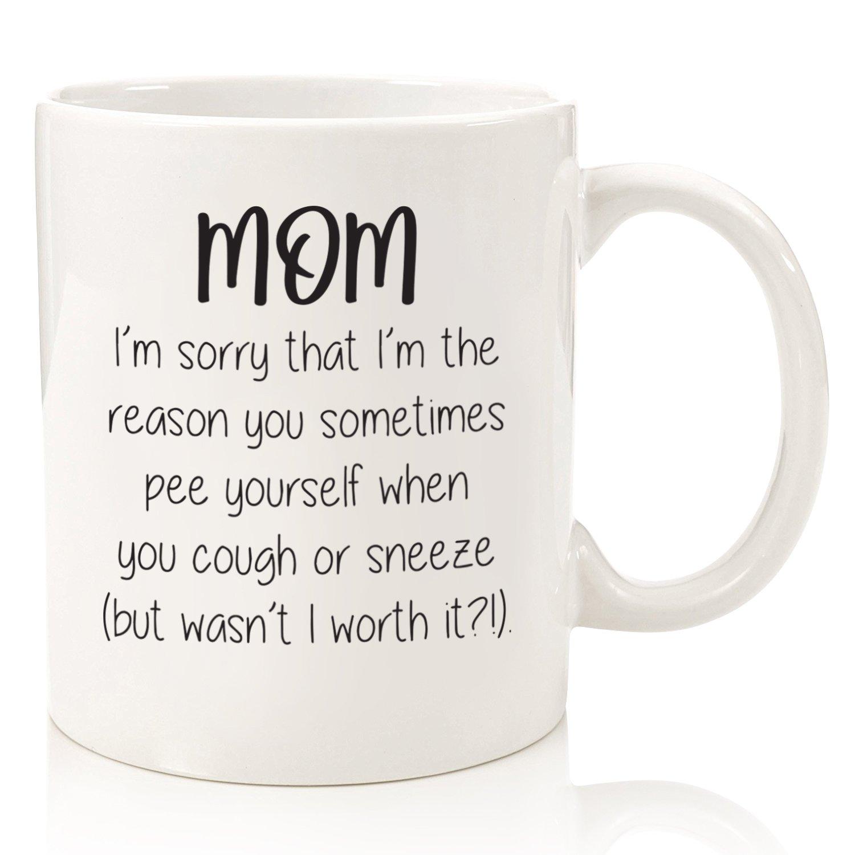 Amazon Funny Mom Mug
