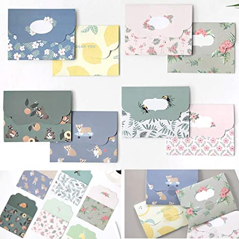 Amazon Com Lovely Design Letter Writing Stationery Paper