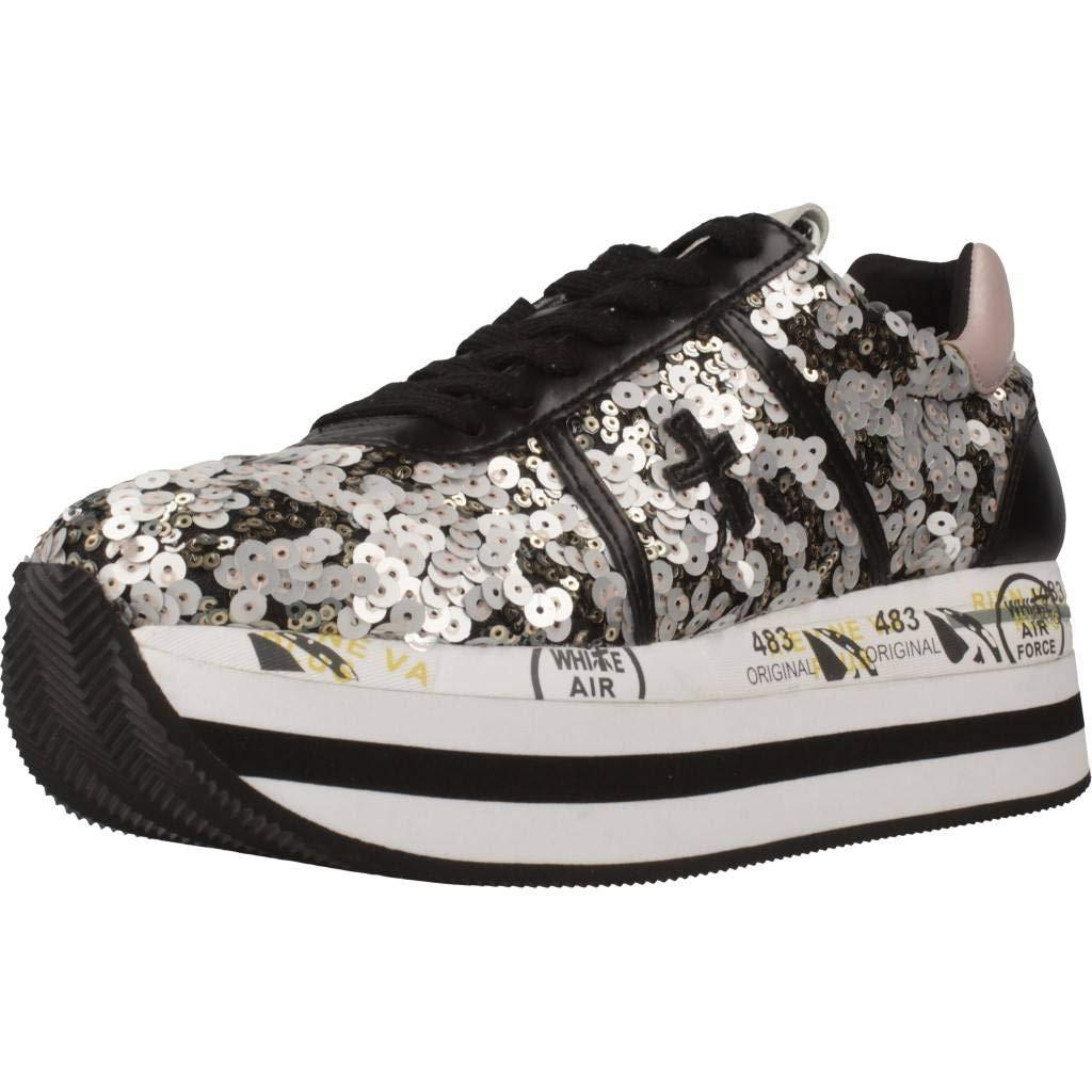 PREMIATA Sneaker Beth Beth 3362 Sneaker 3362 Argento 15d873f - automaticcouplings.space