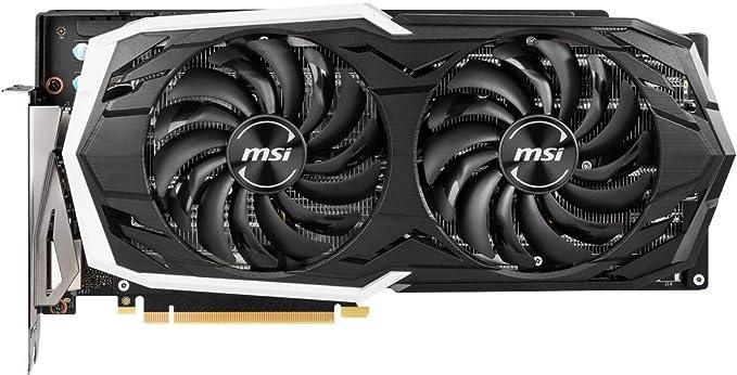 MSI GeForce RTX 2070 ARMOR 8G OC - Tarjeta Gráfica ARMOR