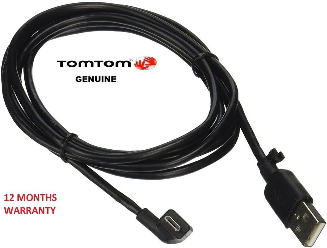 Kfz Ladekabel Datenkabel Für Tomtom 4en42 Z1230 Elektronik