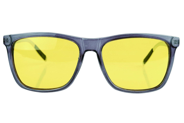 bb1a40351e Duco Anti-glare Polarized Night Vision Driving Glasses for Headlight 3029  DC-3029-BLACK-EU