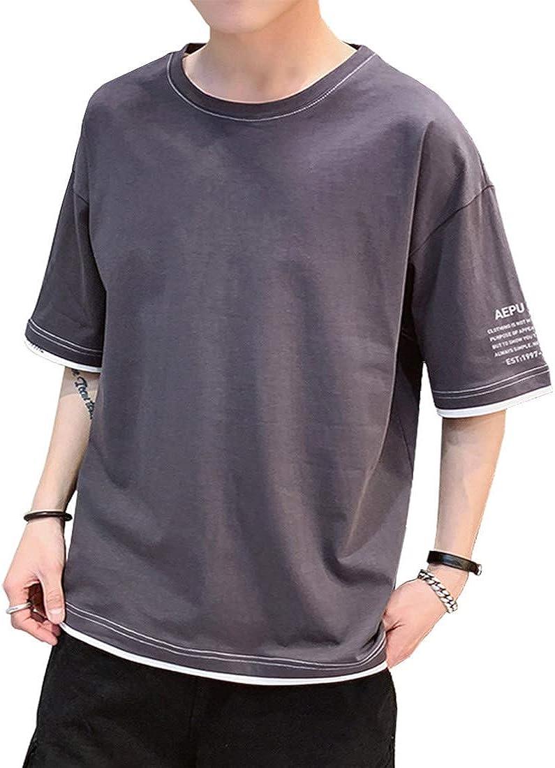 シャツ 首 回り 広げる t
