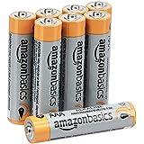 AmazonBasics AAA 1.5 Volt Performance Alkaline Batteries - Pack of 8