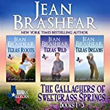 Bargain Audio Book - The Gallaghers of Sweetgrass Springs Boxe