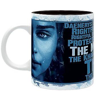 Game of Thrones Geschenkbox Drache Viserion Keramik Tasse Targaryen Logo