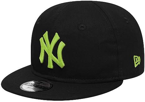 New Era Bambini League Essential 9FIFTY Cappellino con Visiera - NY Yankees  - Nero Cy 63f7589f37fe