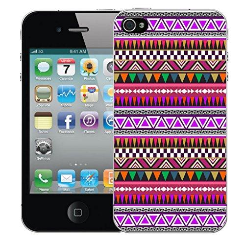 Mobile Case Mate iPhone 5c Concepteur Dur IMD coque Affaire Couverture Case Cover Pare-chocs Coquille - Totem Aztèque Modèle