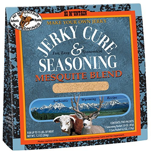 Hi Mountain Jerky Seasoning Mesquite product image