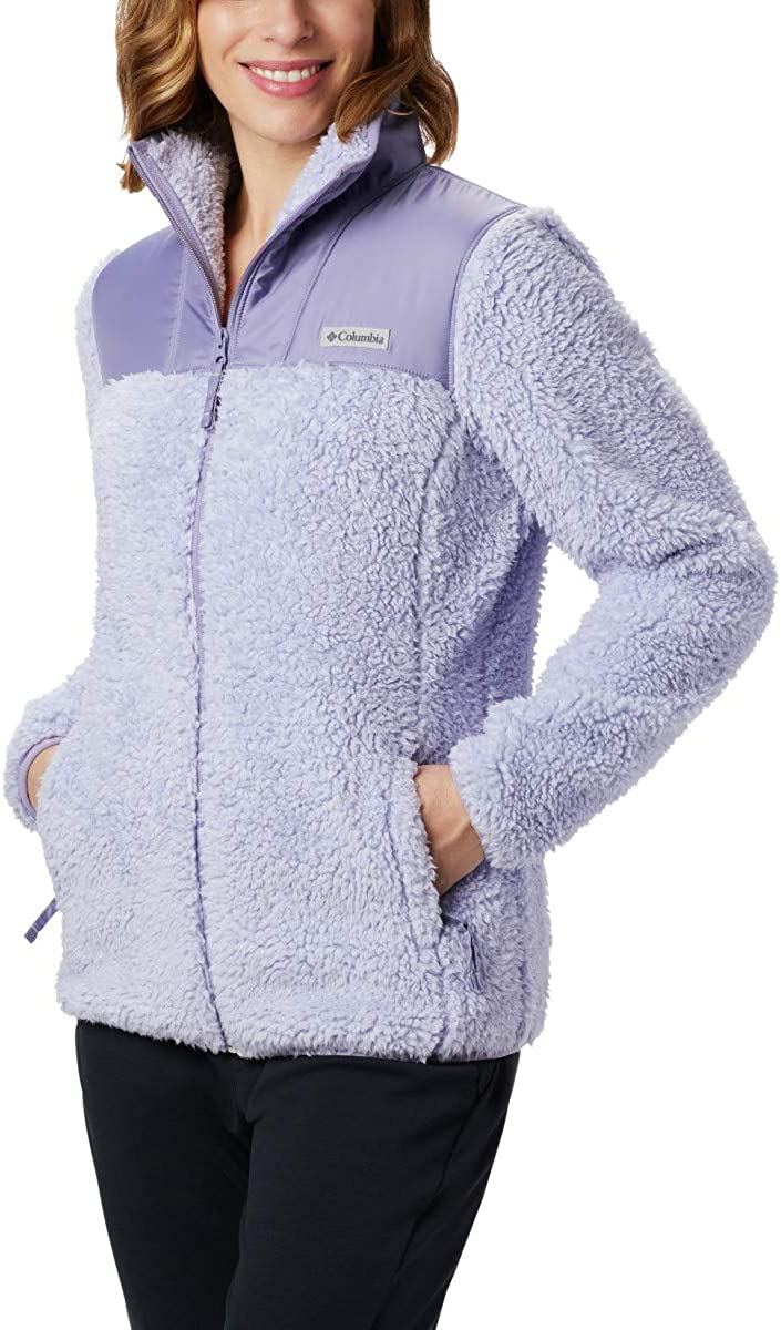 Winter Fleece Columbia Womens Winter Pass Fleece Full Zip Jacket