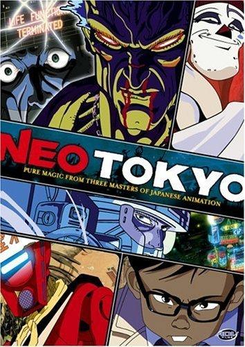 Neo Tokyo by Section 23 by Rintaro, Yoshiaki Kawajiri Katsuhiro ?tomo