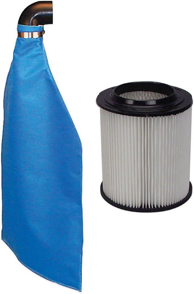Skat Blast Vacuum HEPA Filter Cartridge for Skat Blast Vac-50 6011-HI 45 /& 40
