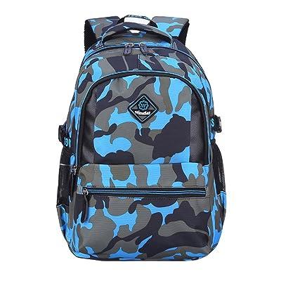 80%OFF Kitmei Back Packs Camo Elementary School Bags Bookbag Boys Backpack