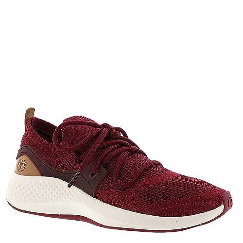 Zapatillas Deporte de Mujer TIMBERLAND A1UGG FLYROAM Burgundy: Amazon.es: Zapatos y complementos