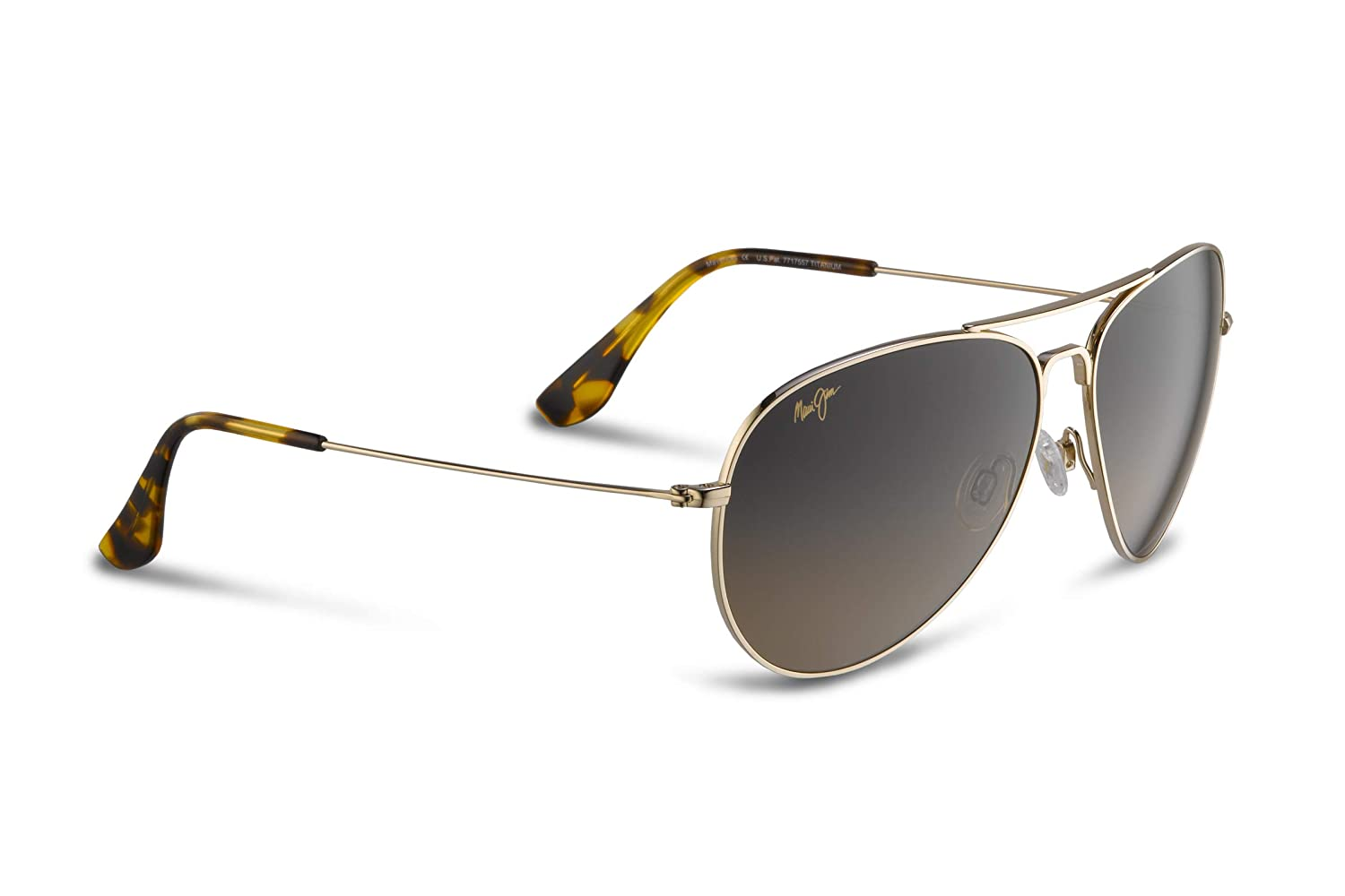 2490aad3e3 Amazon.com  Maui Jim Mavericks HS264-16
